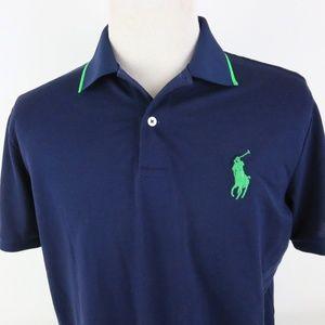 Ralph Lauren Golf Performance Large Polo Shirt